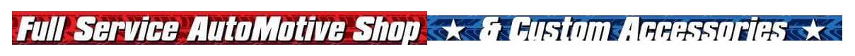 Merica Motorsports Banner